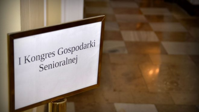 I Kongres Gospodarki Senioralnej - 2014