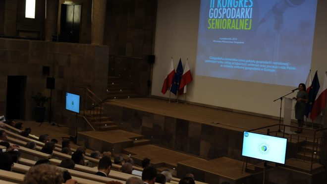 II Kongres Gospodarki Senioralnej - 2015