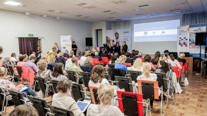 """Konferencja """"Żywienie osób starszych w praktyce"""" - 06.2018"""