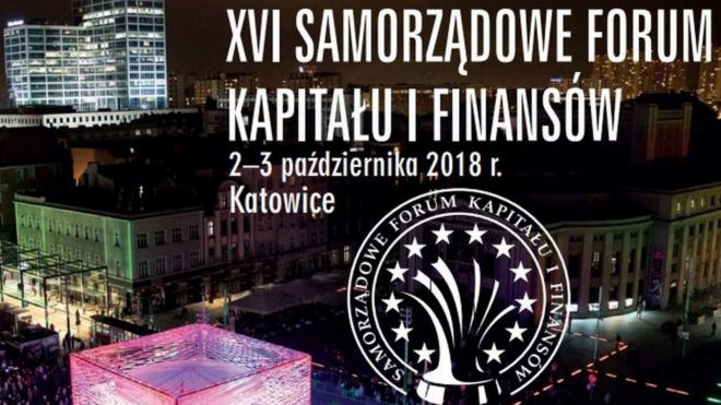 XVI edycja Samorządowego Forum Kapitału i Finansów