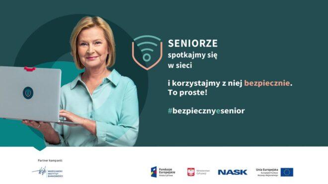 Seniorze - spotkajmy się w sieci