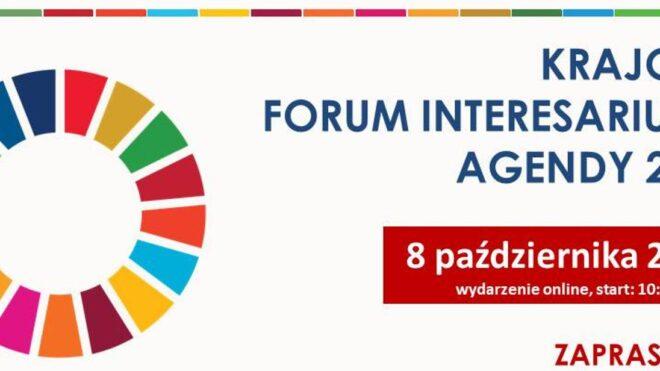 III edycja Krajowego Forum Interesariuszy Agendy 2030