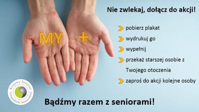 """Akcja """"MY+"""""""